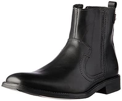 Wild Rhino Men's Devon Shoes, Black, 6 AU (40 EU)