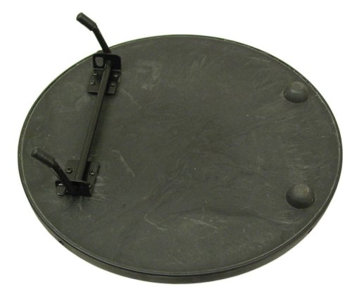 Hisonic Signature Series LXG-20 10'' Drum Practice Pad with Stand & Sticks