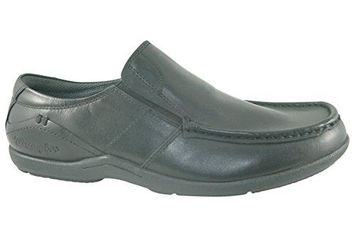 Wrangler Schuhe Santos wm142941K Schwarz