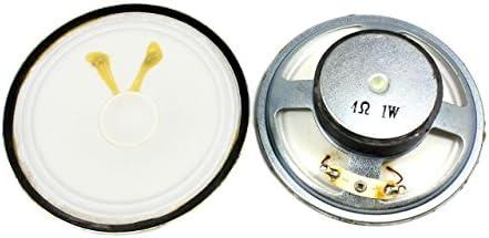 フルレンジスピーカーユニット3インチ(75.5mm) 4Ω/MAX2W [スピーカー自作/DIYオーディオ]/1個