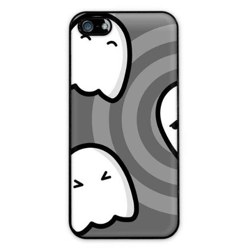 Diabloskinz H0081-0016-0004 Grey Ghost Schutzhülle für Apple iPhone 5/5S