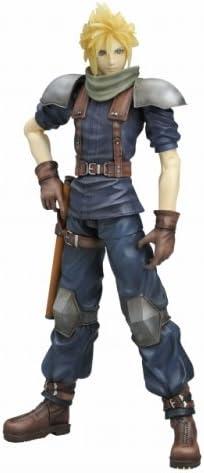 Amazon Com Play Arts Final Fantasy Crisis Core Cloud