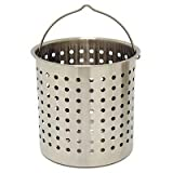 #7: Stainless Steel Perforated Basket