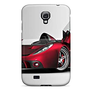 Flexible Tpu Back Case Cover For Galaxy S4 - Next Sports Car