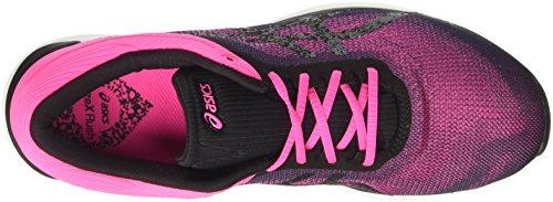 Asics Fuzex Rush, Women's Trainers Pink (Hot Pink/Black/White)