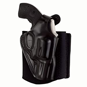 Galco Ankle Glove/Ankle Holster for Glock