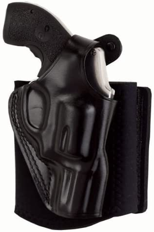 Galco Ankle Glove/Ankle Holster for Glock 26, 27, 33