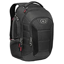OGIO Bandit Laptop Backpack, Black, Under Seat