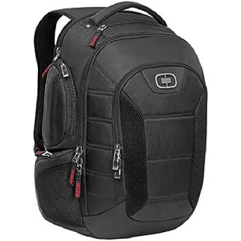 Amazon.com : Ogio 111074.03 Black Bandit Laptop Backpack, 1 Pack ...