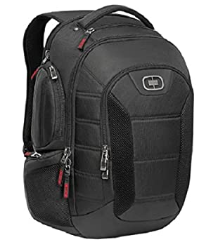 Amazon.com : Ogio 111074.03 Black Bandit Laptop Backpack, 1 Pack ...