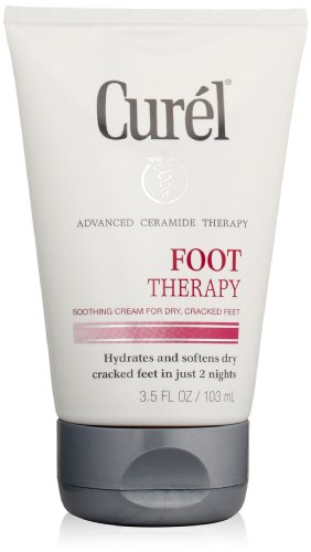 Curel crème Foot Therapy, 3,5 once