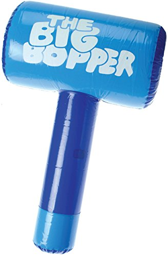 U.S. Toy Pretend Play Toy Products, Blue (Inflatable Mallet)