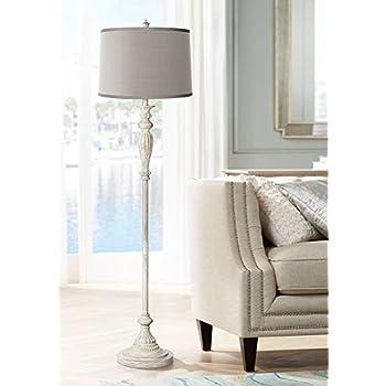 Amazon.com: Platinum Gray sombra clásico Chic color blanco ...