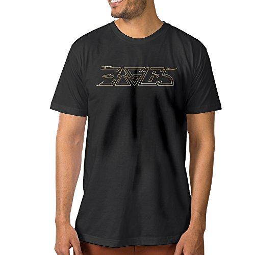 eagles-band-gold-logo-men-t-shirt-black