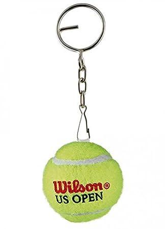 Wilson llavero pelota de tenis US Open: Amazon.es: Deportes ...