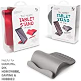 The Handy Tablet Stand with Stylus-Gray