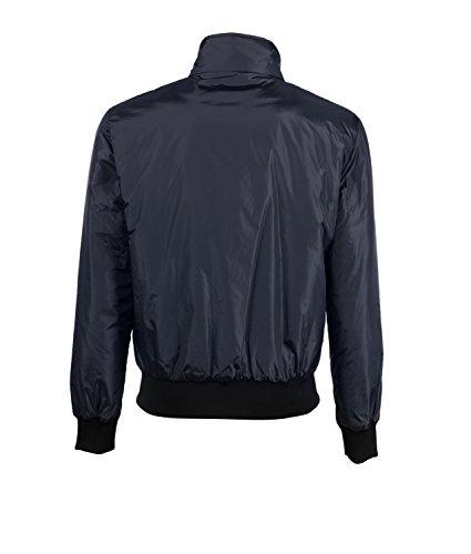 Dark Chaqueta para Refrigiwear Hombre Deportiva Blue Captain Wind 8fYwqzO
