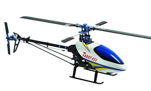 rc 450 helicopter kit - 8