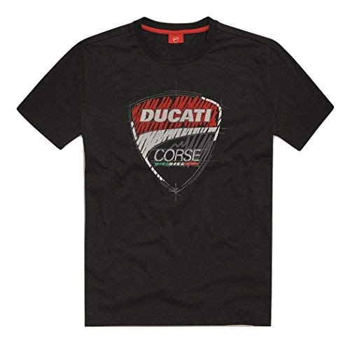 Ducati Corse '17 Graphic Sketch Short Sleeve