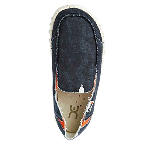 Chaussures Pour Hommes, Couleur Bleue, Marque Hey Dude, Chaussures Pour Hommes Modelo Hey Dude 61x52c4 Bleu