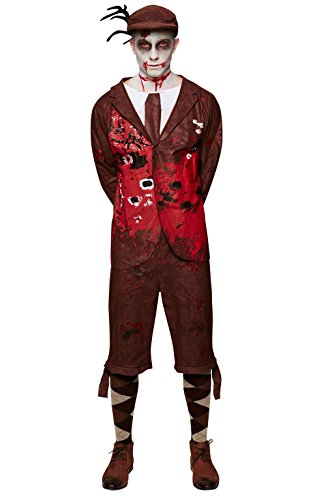 Speakeasy Costume Men (Rubie's Costume Co Men's Lord Gravestone Costume, Multi, Standard)