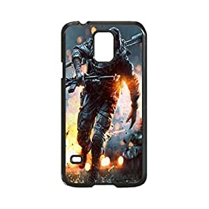 Battlefield 4 China Rising Game Case Durable Unique Design Hard Back Case Cover for Samsung Galaxy S5 I9600 (Regular) New