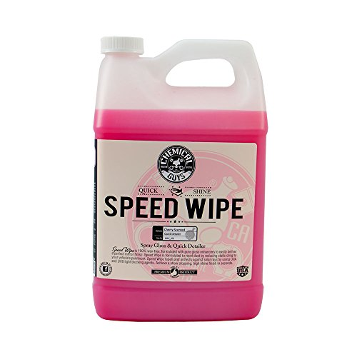 Chemical Guys WAC_202 Speed Wipe Quick Detailer (1 Gal)