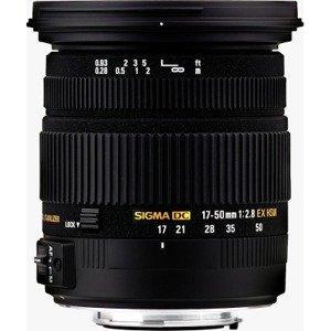 Sigma 17-50mm f/2.8 EX DC OS HSM FLD Large Aperture Standard Zoom Lens for Nikon Digital DSLR Camera by Sigma