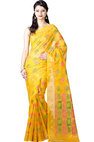 Indian Cotton Saree - 3