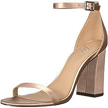 The Fix Women's Gracie Block Heel Strappy Sandal Heeled