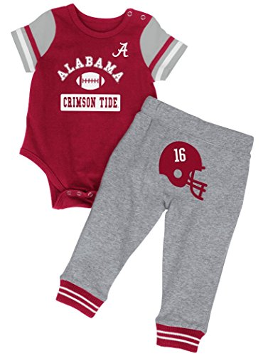 Alabama Crimson Tide NCAA Infant