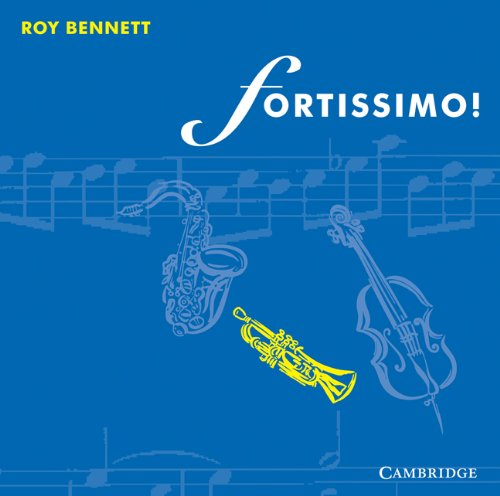 Fortissimo! Audio CD Set (4 CDs) by Cambridge University Press