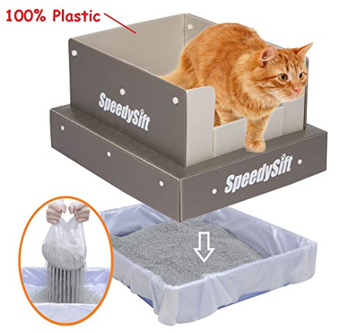 with Self-Cleaning Boxes design