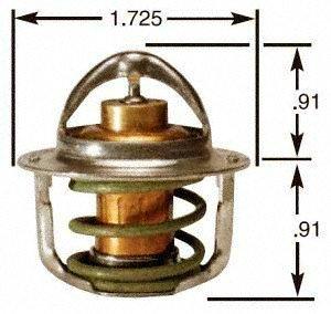 180 Degrees Fahrenheit Stant 45848 SuperStat Thermostat