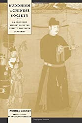 Buddhism in Chinese Society: An Economic History from the Fifth to the Tenth Centuries (Studies in Asian Cultures)
