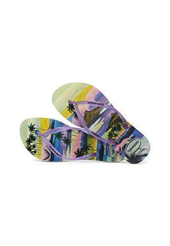 3536 Violet Tongs F 2075 Femmes Havaianas 4132614 wqRY1F4Wx