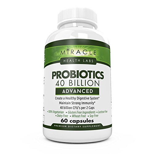 Advanced Acidophilus Probiotics Friendly Supplement