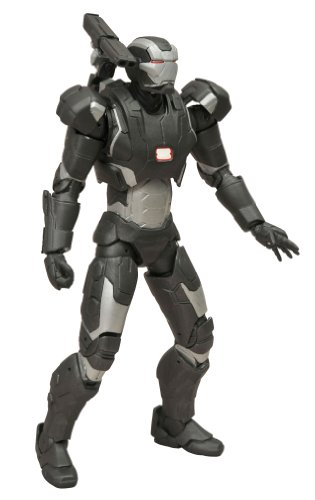 Diamond Select Toys Marvel Select Iron Man 3 Movie: War Machine Action Figure