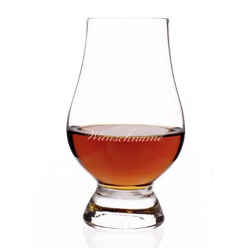 Stölzle Lausitz The Glencairn Glass mit gratis Gravur - edles Malt Whisky Nosing Glas