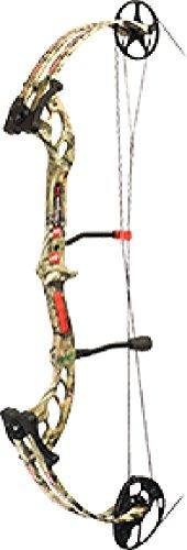 PSE Stinger X Bow, Mossy Oak Break-Up Infinity, 21-30-Inch/70-Pound