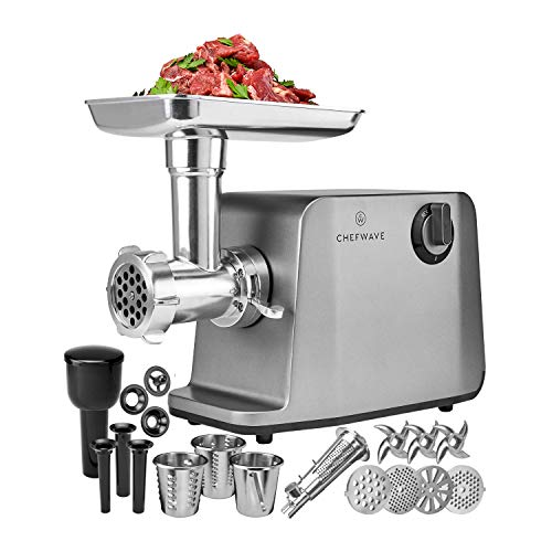ChefWave Electric Meat Grinder Certified product image