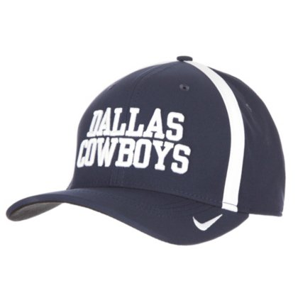 37e40a4a2d8b9 Image Unavailable. Image not available for. Color  Dallas Cowboys Nike  Aerobill Classic 99 Swooshflex Cap
