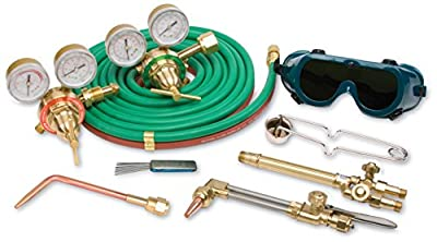 Flame Technologies FTVMDUK-20 Medium Duty Utility Kit for Cutting and Welding, Compatible with Victor Products