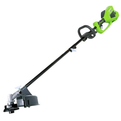 Greenworks 14-Inch 40V Cordless String Trimmer (Attachment Capable), 4.0 AH Battery Included 21362 by Greenworks (Image #10)