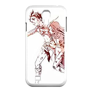 Deadman Wonderland Samsung Galaxy S4 90 Cell Phone Case White TPU Case wyc7ni-1114003