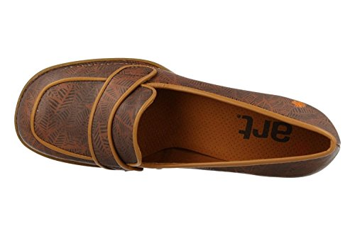 Zapato Fantasy Marrã³n Marron Bristol 0079 Art rRwxfTr
