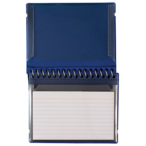 amazoncom five star advance index card holder keeper color will vary 50644 index card trays office products - Index Card Holder