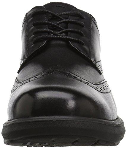 Dress Slip Nunn Resistant Black up Manzano Lace Oxford Kore tip Casual Wing Bush xwSAwqB8O