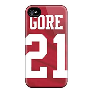 Iphone 6 Odo11010jjhR Custom HD San Francisco 49ers Pictures Scratch Protection Hard Phone Cases -JamieBratt