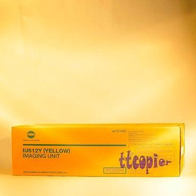 IU612Y Imaging Unit - Yellow(A0TK08D)